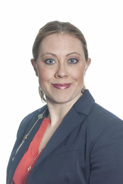 Headshot of Elizabeth Mack
